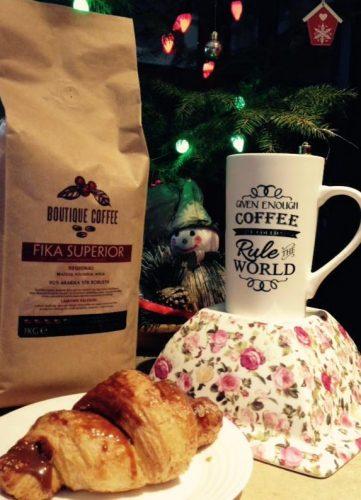 Fika Superior kavos pupelės 1kg photo review